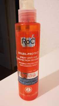 composition roc soleil protect spray anti ge spf 30 ufc que choisir. Black Bedroom Furniture Sets. Home Design Ideas