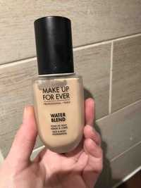Make up for ever - Water blend - Fond de teint visage & corps