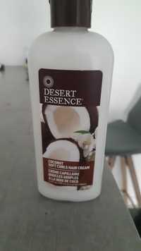 DESERT ESSENCE - Crème capillaire boucles souples à la noix de coco