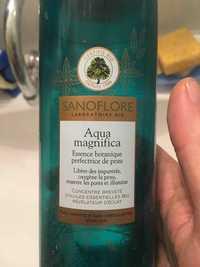 Sanoflore - Aqua magnifica - Essence botanique perfectrice de peau - Bio