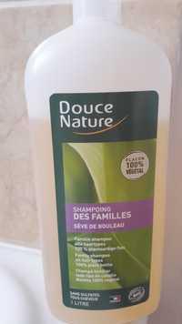 Douce Nature - Shampooing des familles - Sève de bouleau