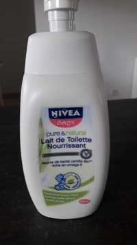 Nivea - Baby - Lait de toilette nourrissant