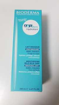 Bioderma - ABC Derm - Hydratant - Lait douceur