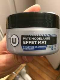 By U - Pâte modelante effet mat 8