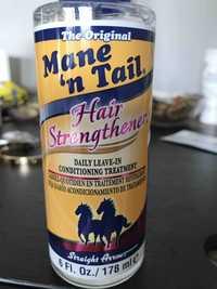 MANE 'N TAIL - Hair strengthener - Daili leavi-in conditioning treatment