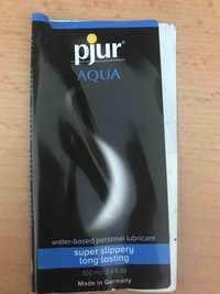 AQUA - Water-based personal lubricant
