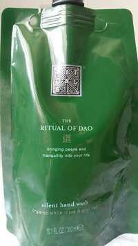 Rituals - The ritual of dao - Silent hand wash