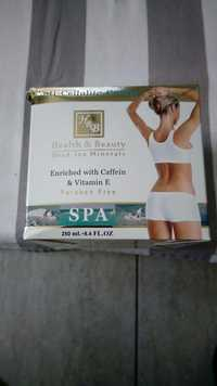 Health and Beauty - Dead sea minerals - Anti-cellulite cream