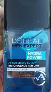 L'ORÉAL - Men expert Hydra power - After-shave lotion