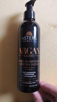ASTERS COSMETICS - Argan karité - Après-shampooing