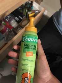 CASINO - Mousse coiffante - Volume intense