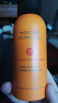 NOCIBÉ - Home SPA - Mousse de douche nourrissante