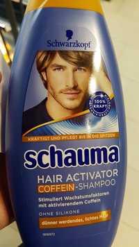 Schwarzkopf - Schauma - Hair activator coffein-shampoo