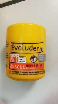 EVOLUDERM - Karité - Masque réparateur