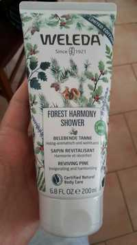 Weleda - Forest Harmony - Shower