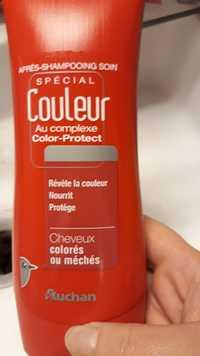 AUCHAN - Color protect - Après-shampooing spécial couleur