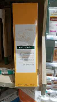 Klorane - Crème dépilatoire à l'amande douce