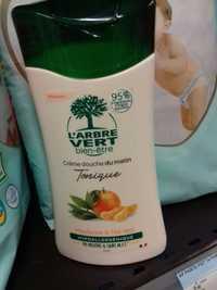 L'Arbre vert - Tonique - Crème douche du matin