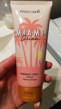 NOCIBÉ - Miami dream - Gommage corps