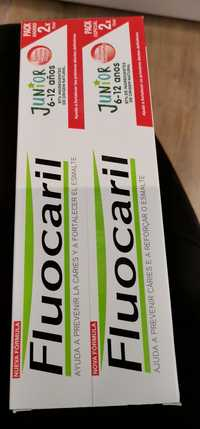FLUOCARIL - Junior 6-12 anos - Dentifrice