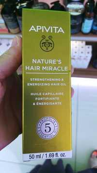 APIVITA - Nature's hair miracle - Huile capillaire