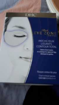 DHC - Rich eye zone - Patchs yeux lissants