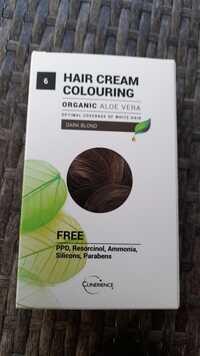 CLINERIENCE - Hair cream colouring Dark blond