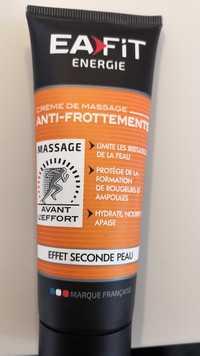EAFIT - Energie - Crème de massage anti-frottements