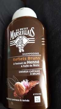Le petit marseillais - Reflets bruns - Shampooing