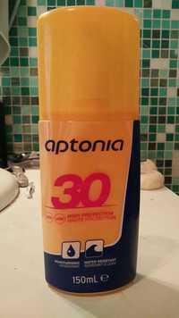 Aptonia - Spray solaire IP 30 - Haute protection UVA/UVB