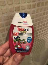 TERAXYL - Junior 2en1 - Dentifrice + Bain de douche