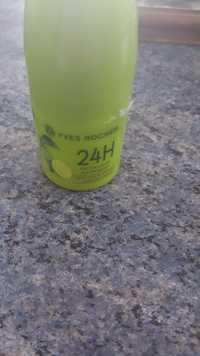 YVES ROCHER - Anti-transpirant 24h citron vert du mexique