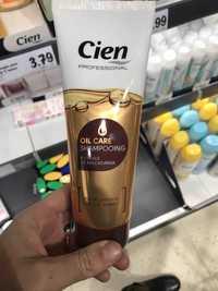 Cien - Oil care - Shampooing à l'huile de macadamia