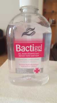 Composition Bactigel Gel Mains Desinfectant Ufc Que Choisir