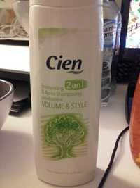 CIEN - Volume & style - Shampooing 2en1