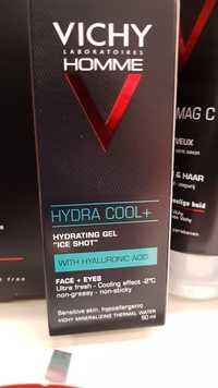 VICHY - Homme - Hydra cool+ - Hydrating gel