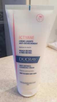 DUCRAY - Ictyane - Crème lavante anti-dessèchement