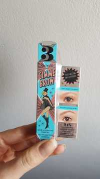 BENEFIT - Gimme brow - Gel volumateur sourcils 03