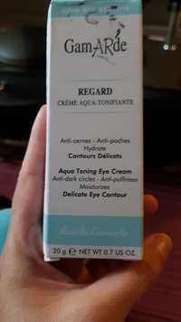 GAMARDE - Regard - Crème aqua-tonifiante anti-cernes, anti-poches
