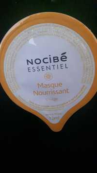 NOCIBÉ - Essentiel - Masque nourrissant visage