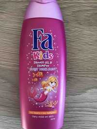 Fa - Kids - Shower gel & shampoo - Sweet berry scent