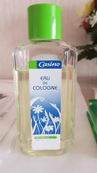 CASINO - Eau de Cologne naturelle
