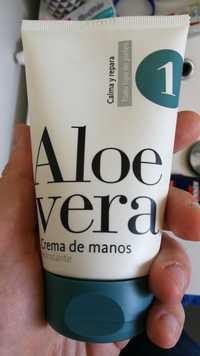 Deliplus - Aloe vera - Crema de manos hidratante