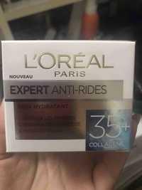 L'ORÉAL - Expert anti-rides - Soin hydratant 35+ collagène