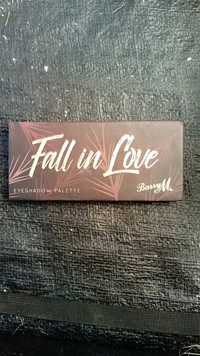BARRY M. - Fall in love - Eyeshadow palette