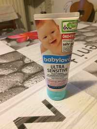Babylove - Ultra sensitive panthenol - Soins de bébé