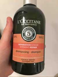 L'OCCITANE - 5 Huiles essentielles - Shampooing réparation intense