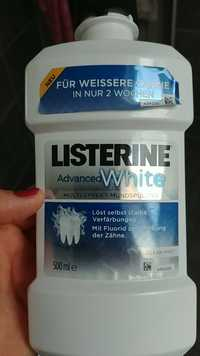Listerine - Clean mint