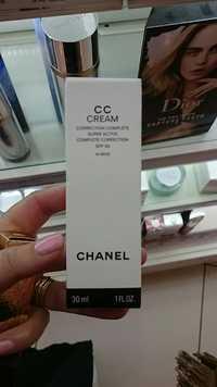 CHANEL - CC Cream 40 beige SPF 50