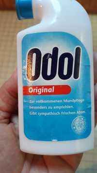 Odol - Original - Zur vollkommenen mundpflege